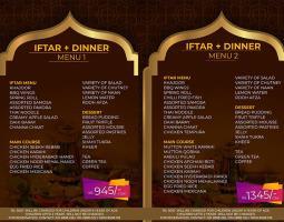 Ramadan Iftar & Sehri Buffet Deals | Lookup pk